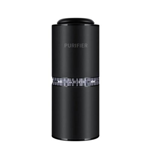 Purificateur d'air portable Purificateurs d'air à faible bruit pour le filtre à air USB de bureau à domicile de voiture avec veilleuse