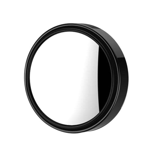 1 шт. Автомобильное мини-круглое зеркало для слепых зон, вспомогательные зеркала заднего вида, вращение на 360 °, широкоугольное выпуклое зеркало
