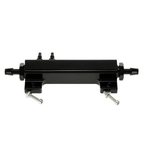 Vacuum Intake Manifold Kits 6Port 1//8 NPT Turbo Wastegate Boost Block Blue