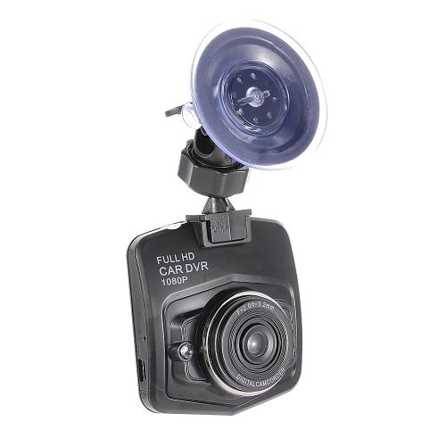 2,4-дюймовый автомобильный видеорегистратор с ночным видением