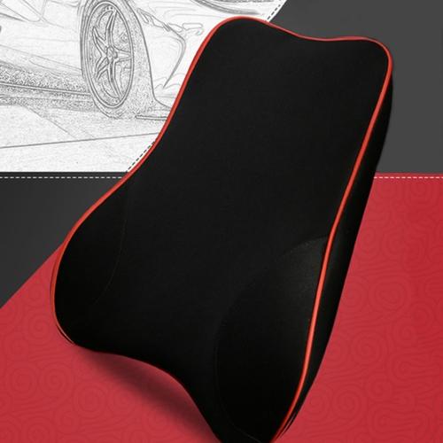 Fotelik samochodowy Poduszka lędźwiowa Poduszka z pamięcią na plecach Poduszka podpierająca Poduszki Obsługuje ergonomię Akcesoria samochodowe Poduszki na talie