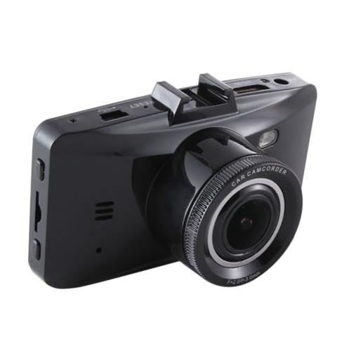 DVR Camera 1080P Full HD 170 градусов Угол 2.7-дюймовый автомобильный видеорегистратор для вождения Запись ночного видения G-сенсор детектора видеомагнитофон