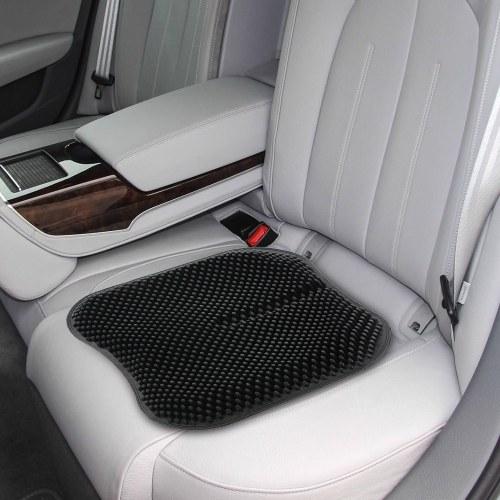 silica gel car seat cushion non slip chair pad for office truck home