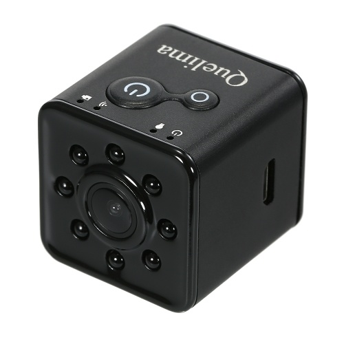 Quelima SQ13 1080P WIFI Mini Sports Camera Car DVR Camera