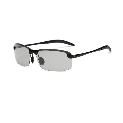Discoloration Sun Glasses Intelligent Photochromic