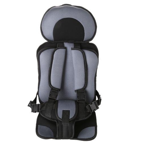 Assento de carro respirável portátil do bebê da segurança para a criança infantil da criança