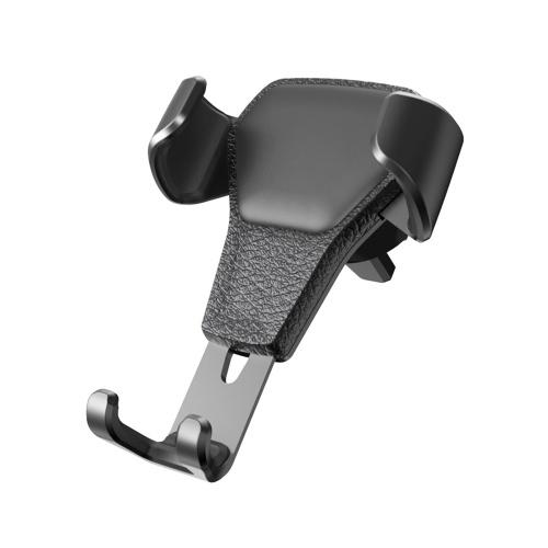 Suporte do telefone do projeto da gravidade do suporte do telefone do respiradouro de ar do carro