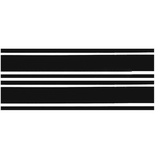 Car Sticker Body Vinyl Racing Stripe