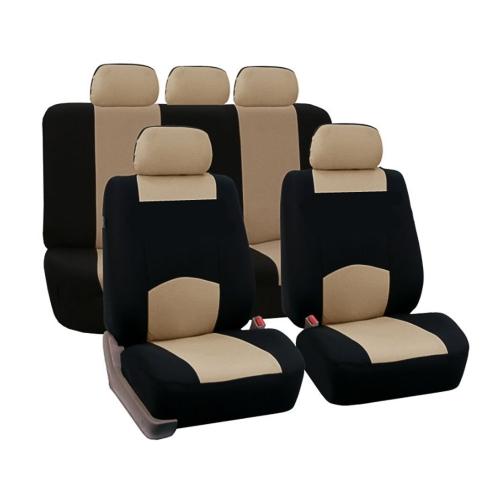 Le tissu universel d'accessoires de voiture de protecteur de couverture de Seat de voiture et l'éponge de 2mm