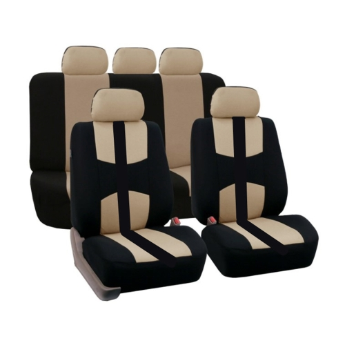 Best Car Seat Cover Car Interior Accessories Universal Beige Sale