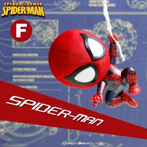 Spider-Man Q Version Симпатичные куклы для укладки Креативные игрушки