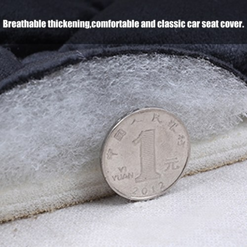 Winter Universal Car Seat Cushion Cover