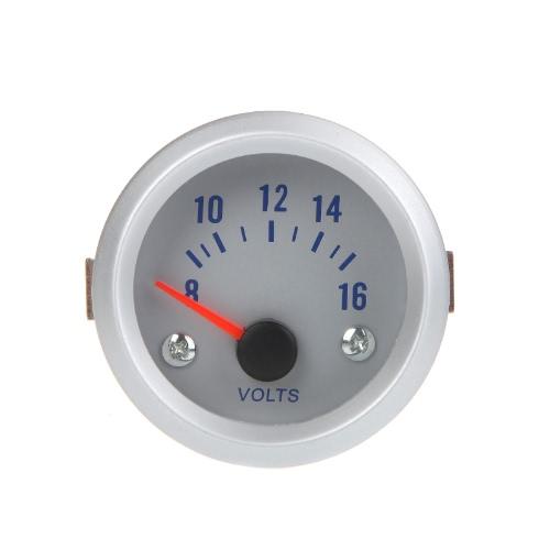 Azul da tensão medidor indicador voltímetro para Auto carro 2