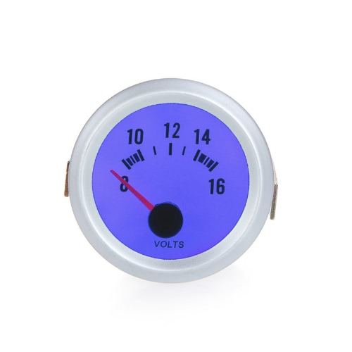 KKmoon Voltage Meter Gauge Voltmeter for Auto Car 2
