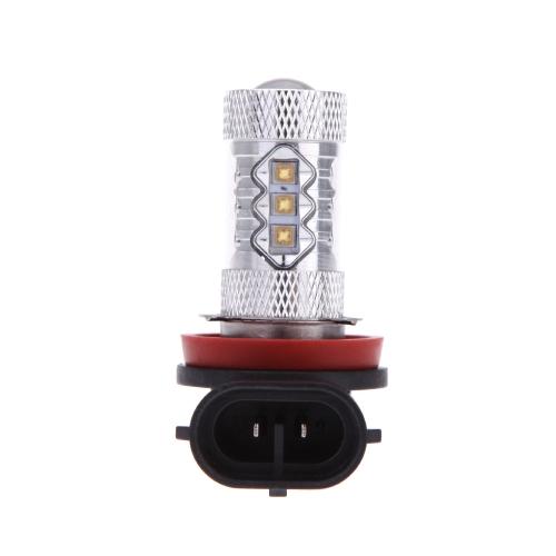 Super Bright 80W H8 LED Car Light Fog Light Lamp Bulb