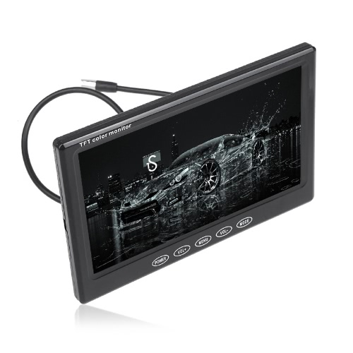 """7"""" TFT LCD color monitor"""