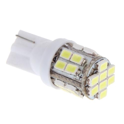 T10 W5W 192 194 168 24SMD 1206 LED Car Light License Plate Lamp