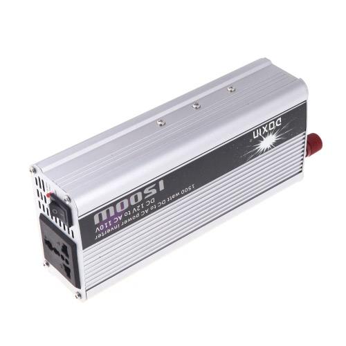 Cafago coupon: 1500W WATT DC 12V to AC 110V Car Power Inverter