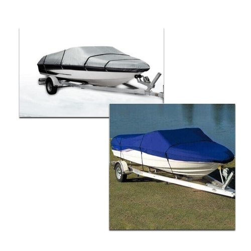600D Speedboat Boat Cover for 11-13ft Beam 105