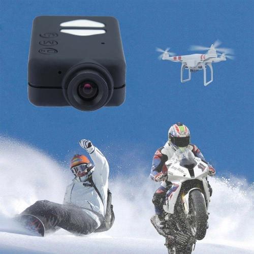 Мини ActionCam Full HD спортивная камера 1080P, 30 FPS 720P 60 FPS карманные видеокамеры