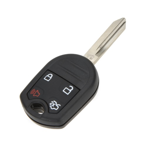 Uncut Remote Head Ignition Key