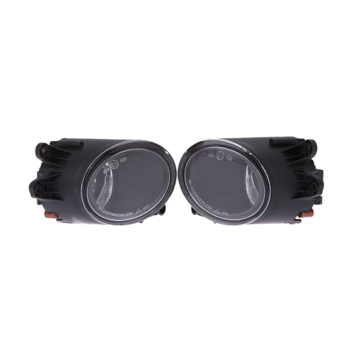 L&R Front Bumper Driving Fog Grill Lights Lamp