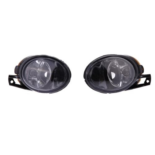 Par LH & RH luzes de neblina dianteiras luz de condução