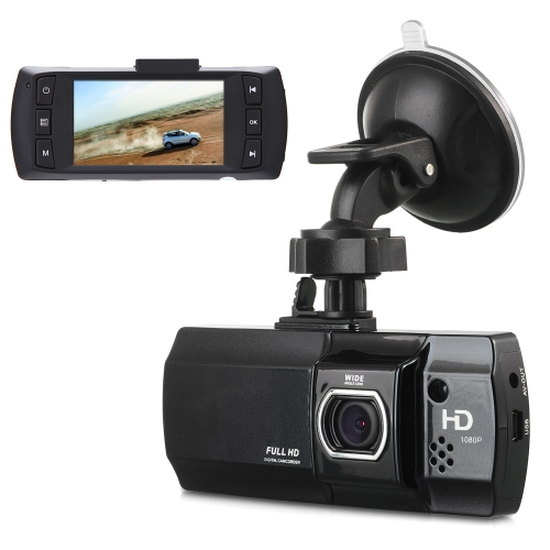 NTK96650 Portable FULL HD 1080P Car DVR Camera 148 Degree G-Sensor H.264 WDR  Vehicle Video Recorder AT550