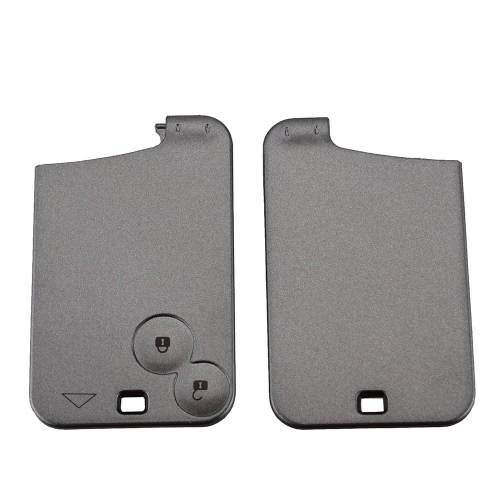 2 Button Remote Key Card Shell
