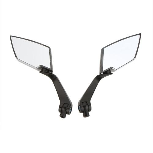 1 بير هد الجانبية مرايا الرؤية الخلفية مرآة احتياطية