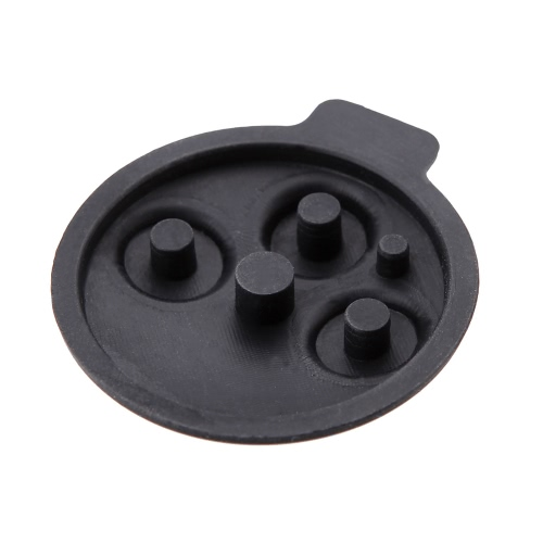 3 Buttons Rubber Pad for Mercedes-Benz Smart Remote Key Fob