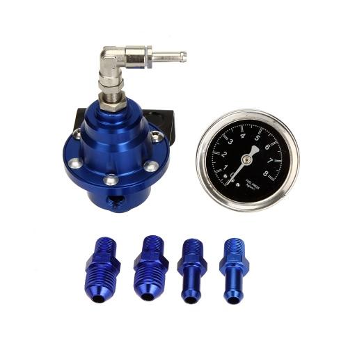 Regolatore regolabile della pressione del combustibile ad alte prestazioni