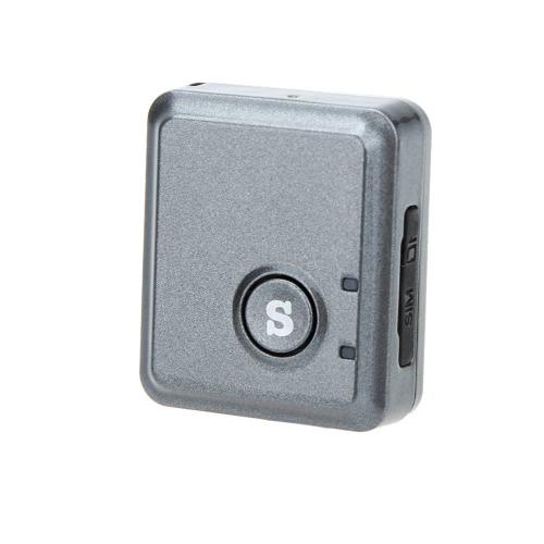 RF-V8S Mini GPS Car Vehicle Tracker Anti-Lost Longtime Standby SOS Communicator Remote Listening Car Tracking Alarm