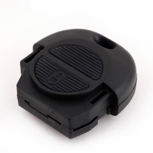 Caso de Shell remoto clave 2 botón reemplazo Nissan Micra Almera Primera X-Trail