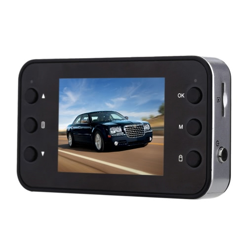 140° Wide Angle Lens 1080P HD 2.0inch LCD Night Vision Car DVR Camera Camcorder Driving Recorder