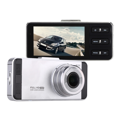 2.7inch 1080P FHD Night Vision Car DVR Video Recorder Dash Cam Vehicle Camera