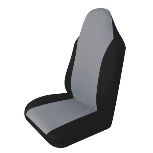Tirol nouveau siège-auto universel couvercle monopièce emballage Durable Auto Seat couvercle noir/Beige/Gris