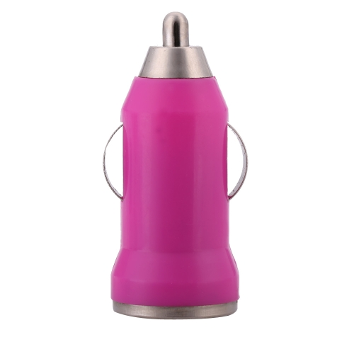 Bullet Shape Mini Car Charger Adapter with USB port for Samsung Phone iphone