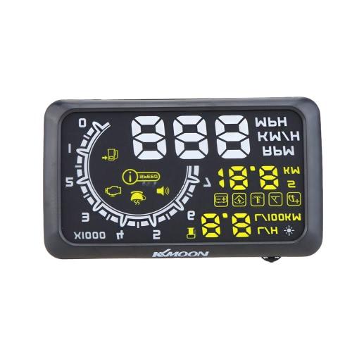KKmoon 5.5 Inch Car Speeding Warning System