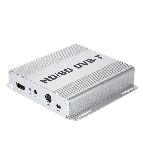 دف-T هد / سد سيارة التلفزيون الرقمي مربع