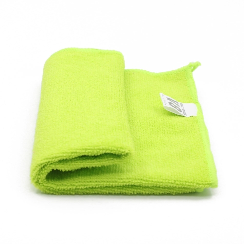 New Microfiber Auto Cleaning Cloth 40 * 40cm Eco-friendly Candy Color Towel Cleaning Tool Rose/Blue/Green