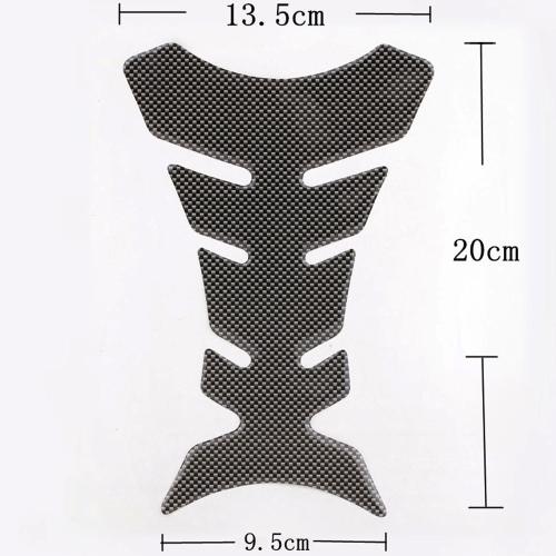 New Carbon-Look 2PCS Fuel Tank Decal Pad + Gas Cap Pad Cover Sticker For Kawasaki ZX-6R/ZX-636 2000-2006 ZX-10R 04 05