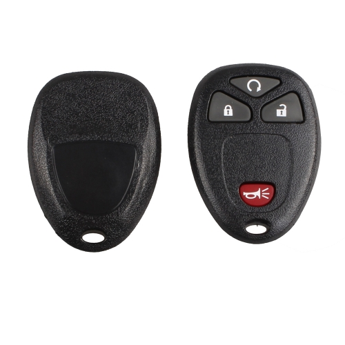 4 Button Replacement Keyless Entry Remote Key Fob Transmitter for OUC60270