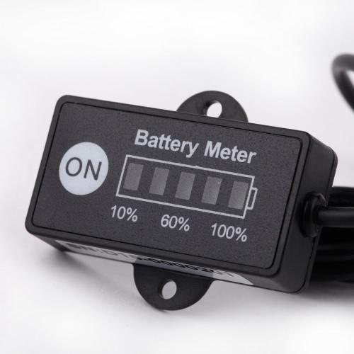 12В 24В светодиодный индикатор батареи