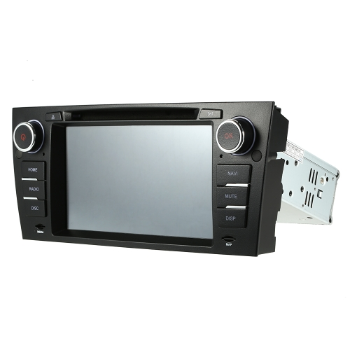 7 Touch Screen 2 Din Car DVD Player GPS Navigation