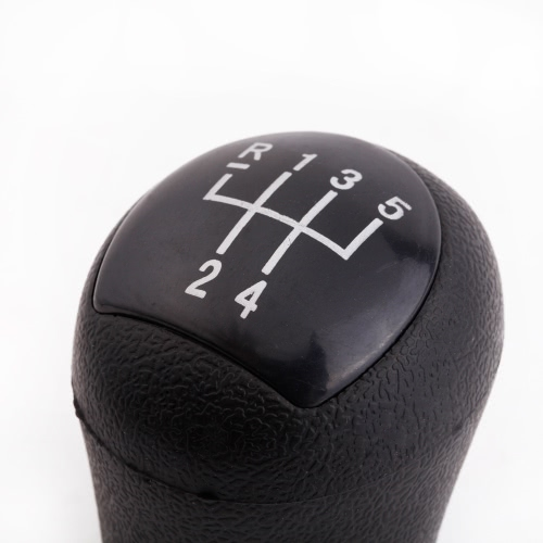 New 5 Speed Gear Shift Knob Head for Renault Clio Kangoo Black K2565