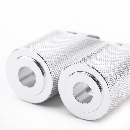 2шт KKmoon алюминия ногой Peg для Honda Ruckus Zoomer