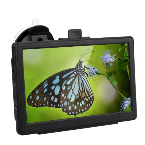 7inch HD Touch Screen Portable Car GPS Navigation With Free Map