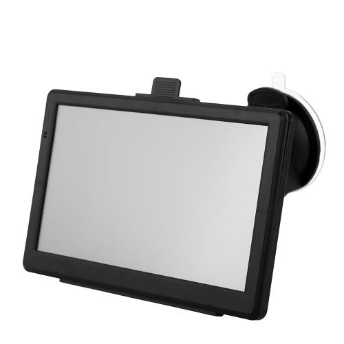 7 inch HD Touch Screen Portable Car GPS Navigation 128MB RAM 4GB ROM