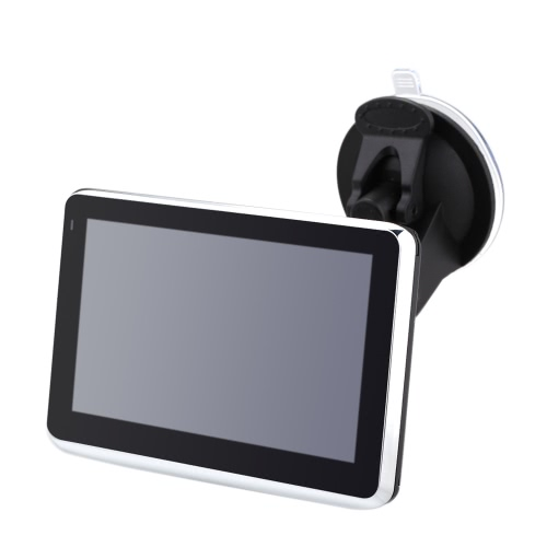 """5 """"navigazione di GPS dell'automobile dello schermo di tocco di HD"""